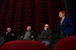 Philippe Herzog, Philippe Hugon, Benoît Chantre et Claude Fischer