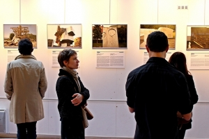 Exposition MOnuMENTI, 18 mars - 18 avril