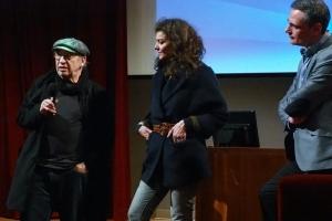 Claude Ventura, Karina Si Ahmed et Yannick Le Guillanton
