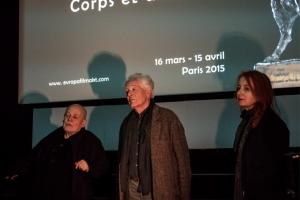 Bernard Sobel, Hans-Jürgen Syberberg et Irena Bilic