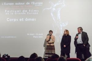 Ivanka Myers, Alanté Kavaïté et Jan Erik Holst