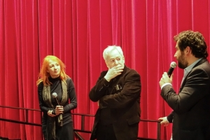 Irena Bilic, István Szabó et György Raduly