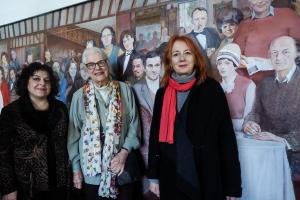 Susanna Harutyunyan, Suzanne Lipinska et Irena Bilic