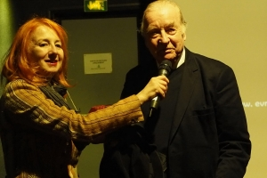 Irena Bilic et Michel Ciment