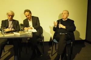 Philippe Herzog, Marc Lazar et Michel Ciment