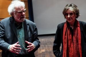 Peter Fleischmann et Gisela Rueb