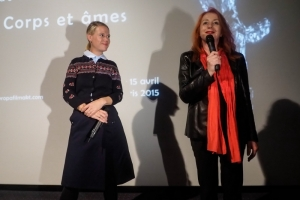 Frauke Finsterwalder et Irena Bilic