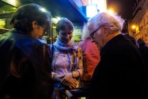 Elisa Mantin, Ivanka Myers et Jos Stelling
