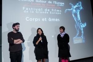Gust Van Den Berghe, Mara Ugalde et Ivanka Myers
