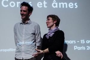 Petar Mitric et Ivanka Myers