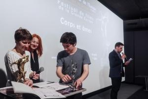 Ivanka Myers, Irena Bilic, Antoine Stilo et Grégoire Marchal