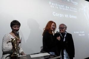 Ivanka Myers, Irena Bilic et Jos Stelling