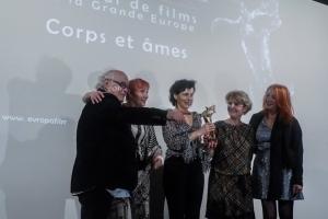 Jos Stelling, Claude Fischer, Sigrid Bigot-Baumgartner, Susanne Keppler-Schlesinger et Irena Bilic