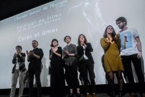 Ivanka Myers, Pablo Gleason, Anastasia Elefteriou, Mia Collins, Bianka Szalai, Clara Gallardo et Clément Simon