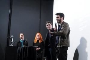 Adam Fresnais et Pedro Labaig, Jury du Prix Luna