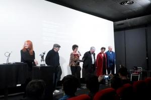 Jury Prix Sauvage : Claude Ventura, Anja Breien, Kirill Razlogov, Hengameh Panahi, Pierre-Henri Deleau