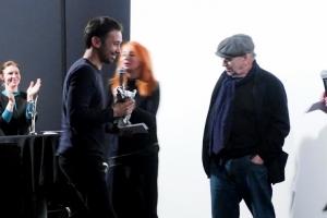 Yohann Cornu reçoit le Prix Sauvage pour Illégitime
