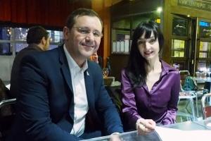 Hermano Sanches Ruivo et Maria de Medeiros