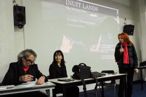 Patrick Morell, Maria Rueda et Irena Bilic